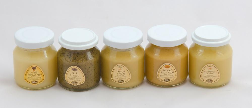 Honey gift set Pleva