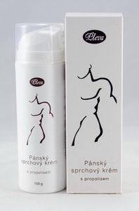 Pánský sprchový krém s propolisem, dárek pro muže