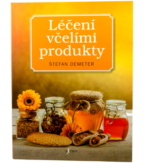 Léčení včelími produkty, Ing. Štefan Demeter, CSc., kniha