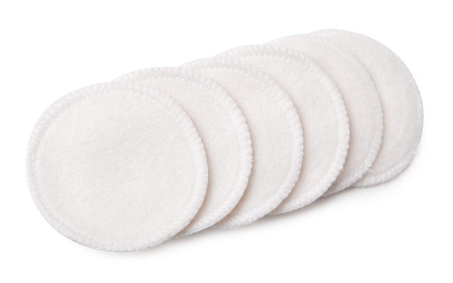 Kosmetické tampony pratelné z bambusu a biobavlny, Pleva