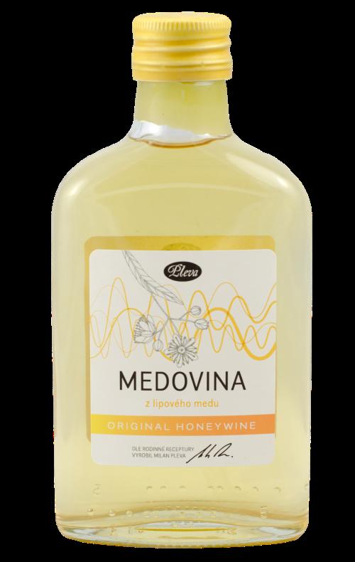 medovina z lipového medu, medové víno, placatice pleva