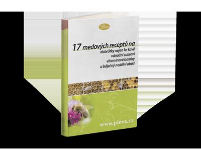 Ebook s medovými recepty