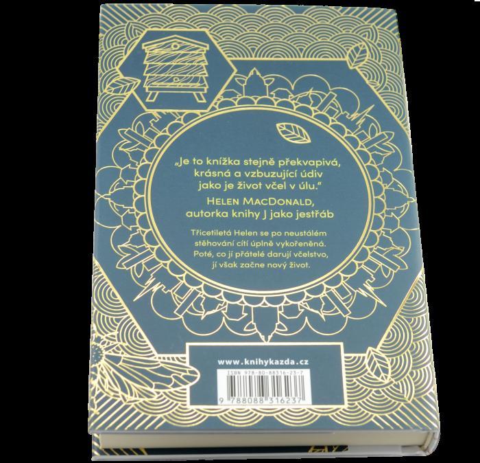 Kniha Srdce včely má pět komor, Helen Jukes