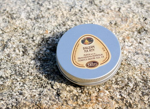 Medový balzám na rty kelímek - Pleva