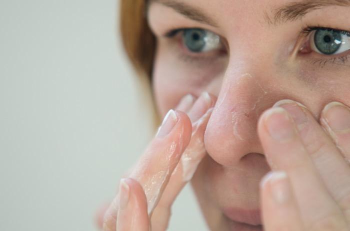 Pleťový krém na akné - Pleva