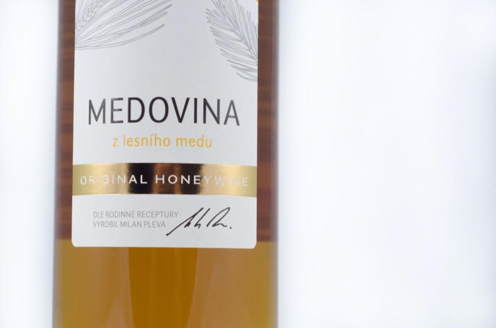 Waldpflanzenhonigwein 0,5l Pleva